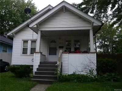 Warren Single Family Home For Sale: 8072 Orchard Avenue