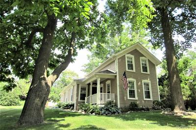 Rochester Single Family Home For Sale: 205 Romeo Road