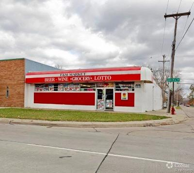 Madison Heights Commercial For Sale: 25402 John R Road