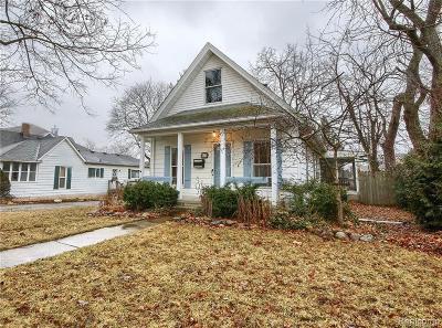 Northville Single Family Home For Sale: 522 Baseline Road