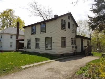 Multi Family Home For Sale: 183 Higgins Street