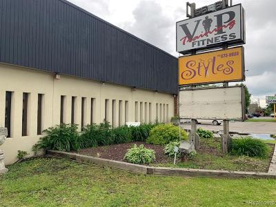 Independence Twp Commercial Lease For Lease: 5882 Dixie Highway #1