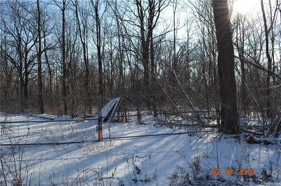 Belleville, Belleville-vanbure, Bellleville, Van Buren, Van Buren Twp, Van Buren Twp., Vanburen Residential Lots & Land For Sale: Edwards Road
