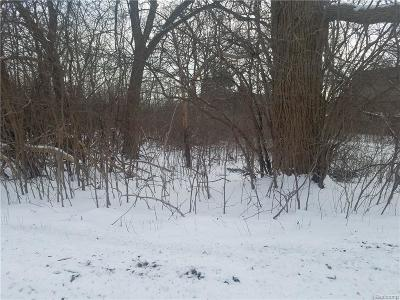 Bloomfield Twp Residential Lots & Land For Sale: S Pemberton