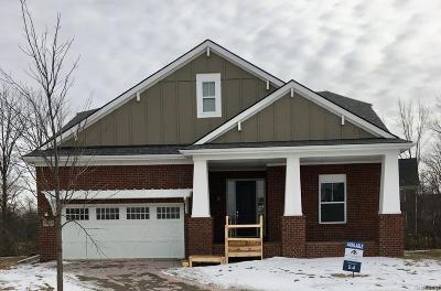 CANTON Single Family Home For Sale: 49455 Hancock Street