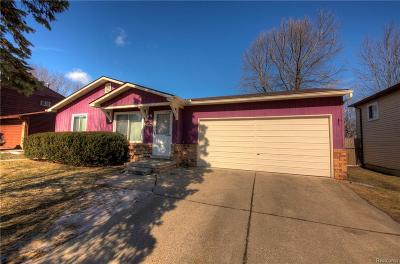 Superior, Superior Twp Single Family Home For Sale: 9125 Arlington Drive