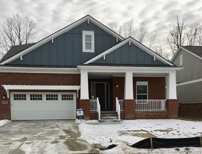 CANTON Single Family Home For Sale: 49497 Hancock Street