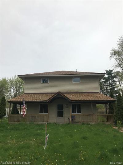 Bloomfield, Bloomfield Hills, Bloomfield Twp, West Bloomfield, West Bloomfield Twp Single Family Home For Sale: 3995 Oak Terrace