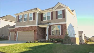 South Lyon MI Single Family Home For Sale: $479,900