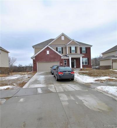 Lake Orion, Orion Twp, Orion Single Family Home For Sale: 2416 Findley Circle