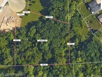 Residential Lots & Land For Sale: 1 Lost Oak Court