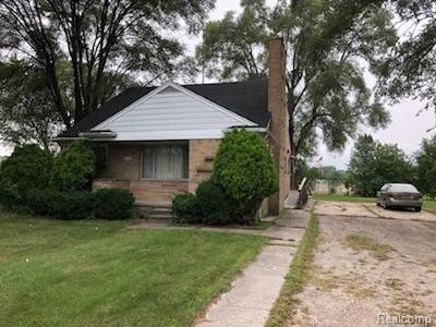 Warren Single Family Home For Sale: 30625 Hoover Road