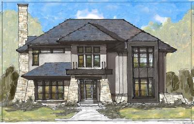 Bloomfield Twp Single Family Home For Sale: 2754 Turtle Ridge Drive