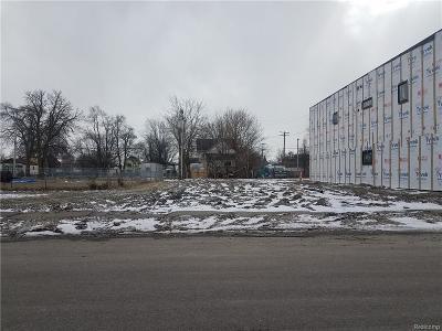 Detroit Residential Lots & Land For Sale: 1571 Ash