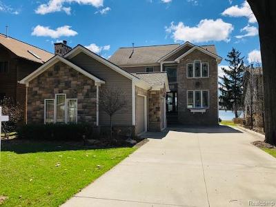 Commerce, Commerce Township, Commerce Twp Single Family Home For Sale: 8091 Farrant Street