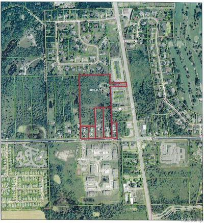 Commercial Lots & Land For Sale: 9422 S Saginaw Road