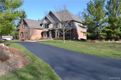 Oxford Single Family Home For Sale: 1000 Deer Path Trail