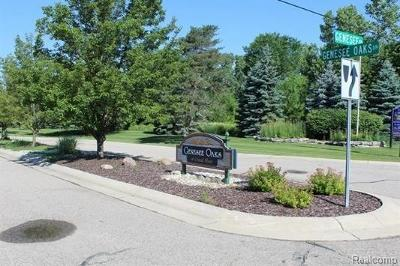 Grand Blanc MI Residential Lots & Land For Sale: $23,900
