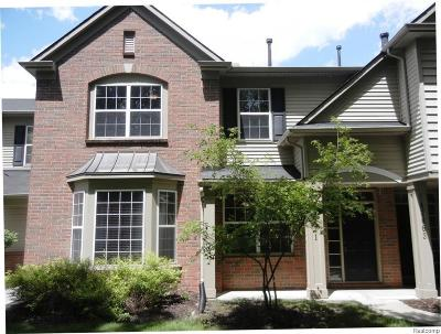 Salem, Salem Twp, Canton, Canton Twp, Plymouth, Plymouth Twp Rental For Rent: 47671 Pembroke Drive