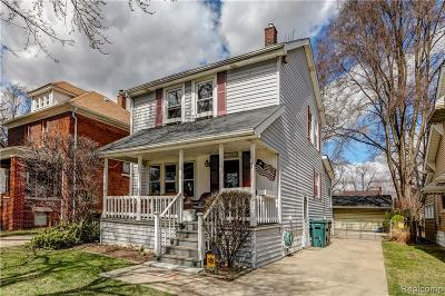 Dearborn Single Family Home For Sale: 21530 Francis Street