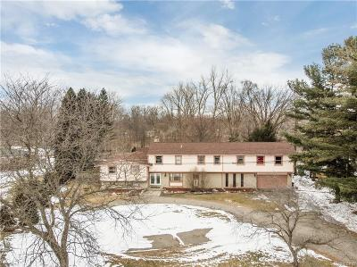 Livonia Single Family Home For Sale: 31462 Curtis Road