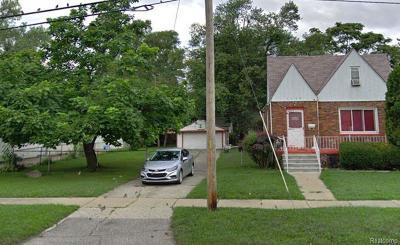 Wayne Single Family Home For Sale: 3956 Howe Road