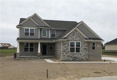 Oxford Single Family Home For Sale: 1409 Glass Lake Circle