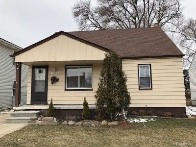 Wayne Single Family Home For Sale: 4048 Niagara Street