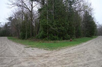 Oscoda Twp MI Residential Lots & Land For Sale: $9,900