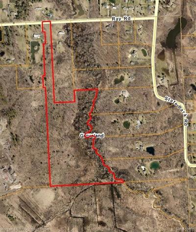 Groveland Twp MI Residential Lots & Land For Sale: $137,000