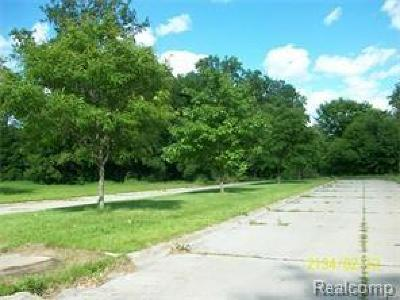 Romulus Residential Lots & Land For Sale: Horace Jackson