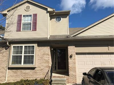 Warren Condo/Townhouse For Sale: 4149 Derray Court #9