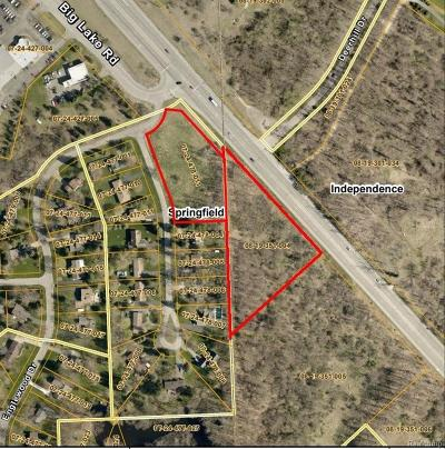 Commercial Lots & Land For Sale: Dixie Highway