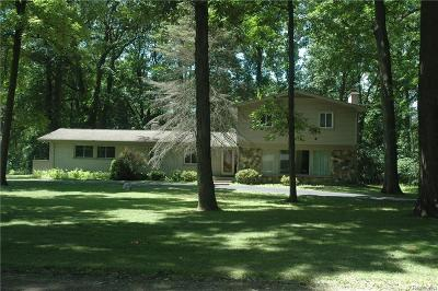 Bloomfield Twp Single Family Home For Sale: 5424 Bywood Road