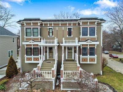 Royal Oak Condo/Townhouse For Sale: 423 N Washington Avenue