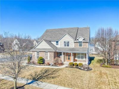 Huron Twp Single Family Home For Sale: 24026 Waterview Drive