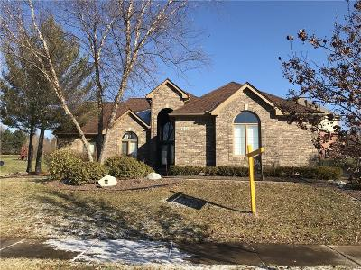 Commerce Twp Single Family Home For Sale: 5134 Parkgate Drive
