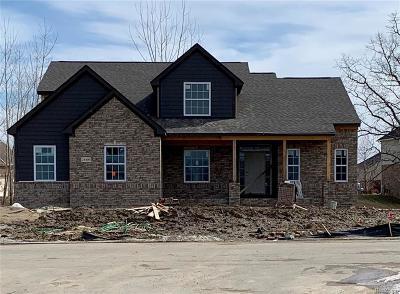 Lyon Twp MI Single Family Home For Sale: $454,143