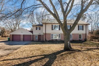 Van Buren Twp Multi Family Home For Sale: 11631 Belleville Road