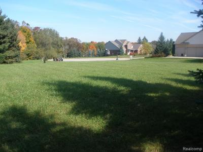 Highland Twp Residential Lots & Land For Sale: 713 Perthshire