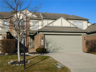 CANTON Condo/Townhouse For Sale: 1910 Otter Pond Lane