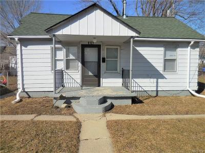 Warren Single Family Home For Sale: 8127 Hudson Avenue