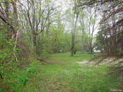 Farmington Hills Residential Lots & Land For Sale: Hamilton