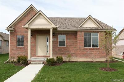 Flat Rock Condo/Townhouse For Sale: 23910 Meadows Avenue