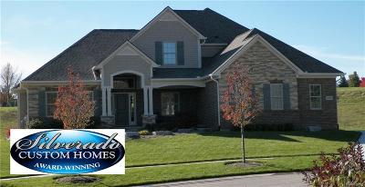 Oxford Single Family Home For Sale: 1291 Glass Lake Circle