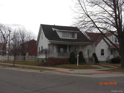 Dearborn Single Family Home For Sale: 14321 Wellesley Street
