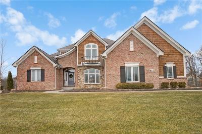 Commerce Twp Single Family Home For Sale: 4107 Inverrary Court