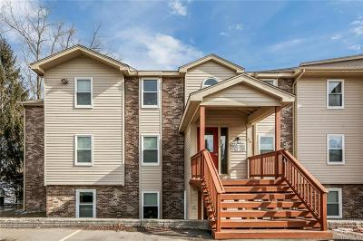 Waterford, Waterford Twp Condo/Townhouse For Sale: 4904 Harbor Point Drive #6