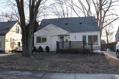 Berkley Single Family Home Pending: 1928 Thomas Avenue