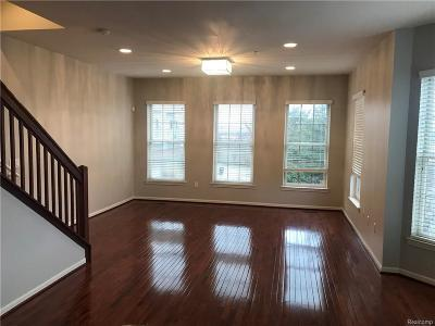 Birmingham Condo/Townhouse For Sale: 552 Graten Street